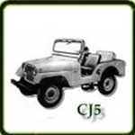 Bumpers category  G503 Army Jeep Parts for  CJ5 Military Jeeps