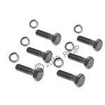 MB GPW, MB GPW PartsClutch pressure plate to flywheel bolts -630129,MB,GPW,630129 Jeep G503 RFJP VintageJeeps