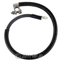 MB GPW, MB GPW PartsBattery cable, battery to switch -A1452,MB,GPW,A1452 Jeep G503 RFJP VintageJeeps