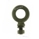 MB GPW, MB GPW PartsDoorway strap eye bolt with nut, MB -A2138,MB,GPW,A2138 Jeep G503 RFJP VintageJeeps