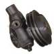 waterpump, M38, M38a1, double pulley style, less pulley 800002
